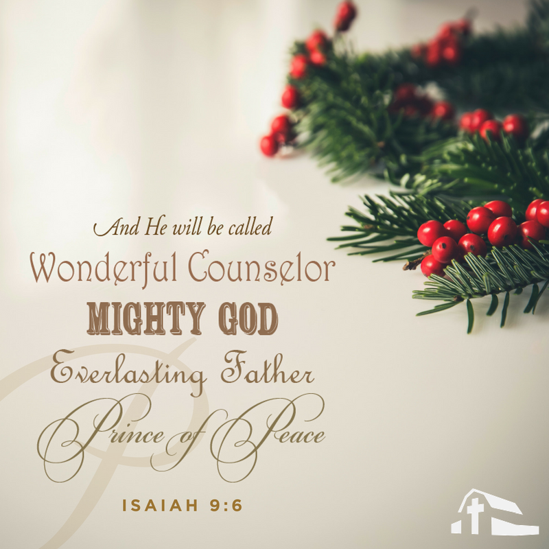 ABC's of Christmas - P | Isaiah 9:6 | Christmas scripture, Christmas  prayer, Christmas bible