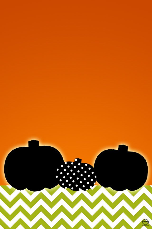 Cute Halloween Iphone 5 Wallpaper