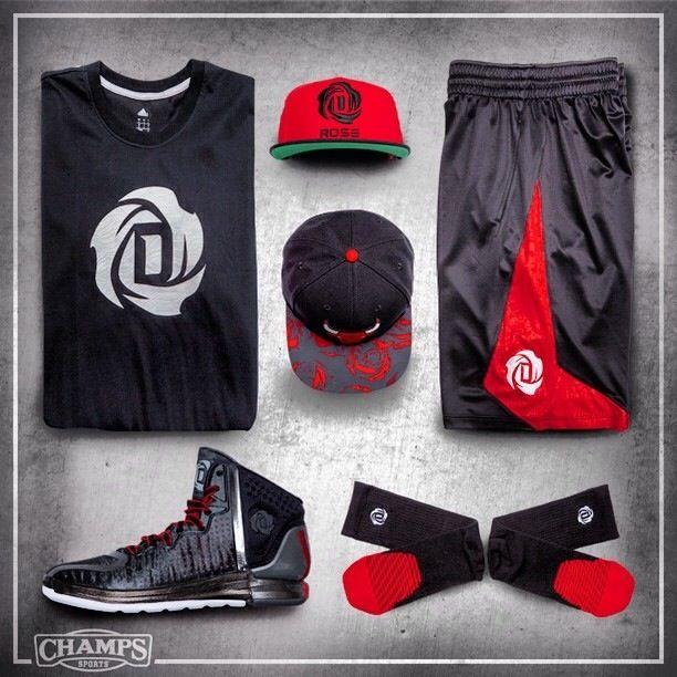 factory price 73dbd f6093 Derrick Rose | Chloe's Stuff | Ropa deportiva, Baloncesto y ...