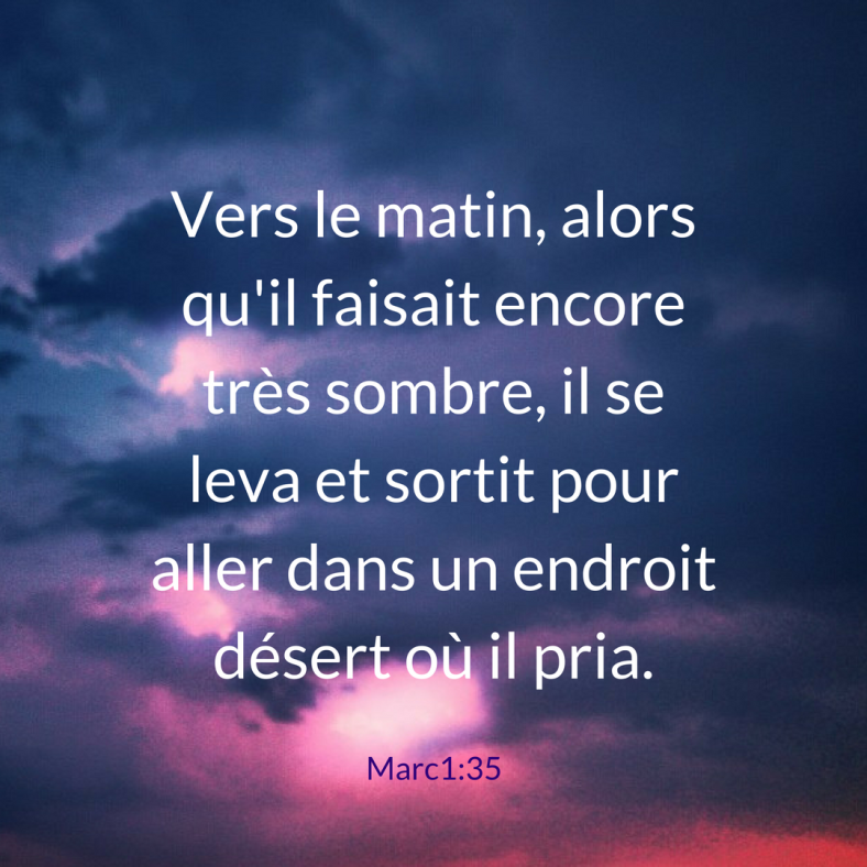 Prier Tot Le Matin 1001 Versets Texte Biblique Priere Versets Chretiens
