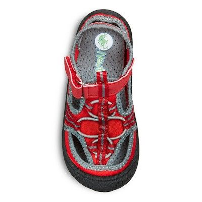 fa3a14224f4a Toddler Boys  Newtz Open Water Shoe - Red 11-12