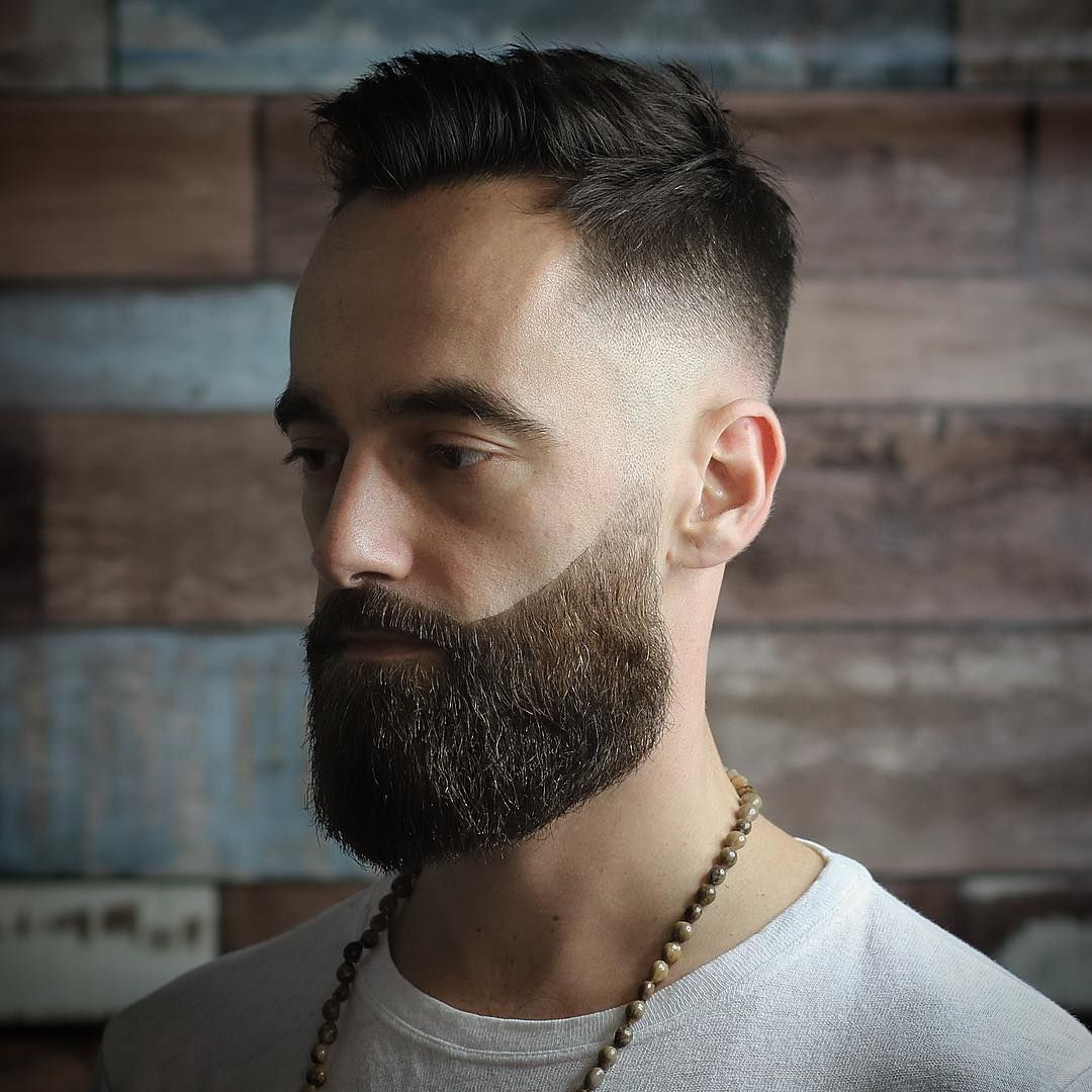 Beard Styles For 2018 Barbering Pinterest Full Beard Fresh