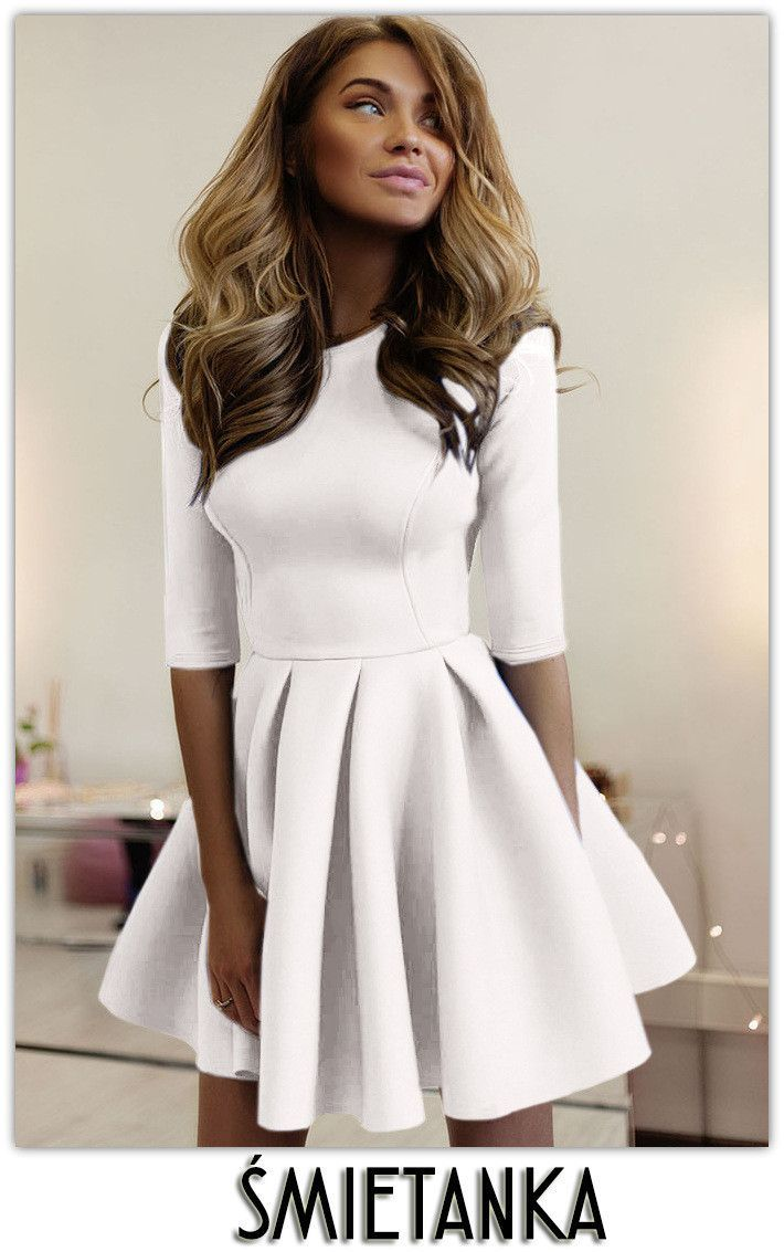 Fashion aline sleeve pleated short dress pleated shorts