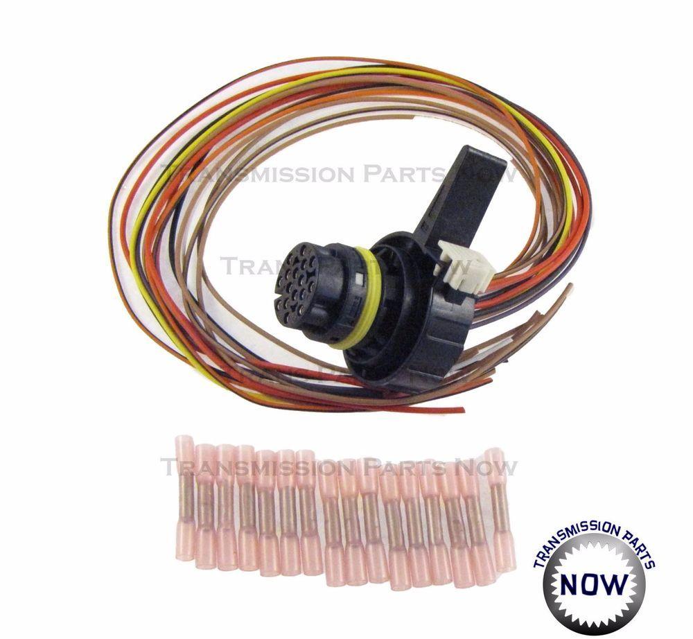 chevy gmc 6l80 6l90 transmission rostra repair wiring harness kit 350 0168 rostraprecisioncontrols [ 1000 x 922 Pixel ]