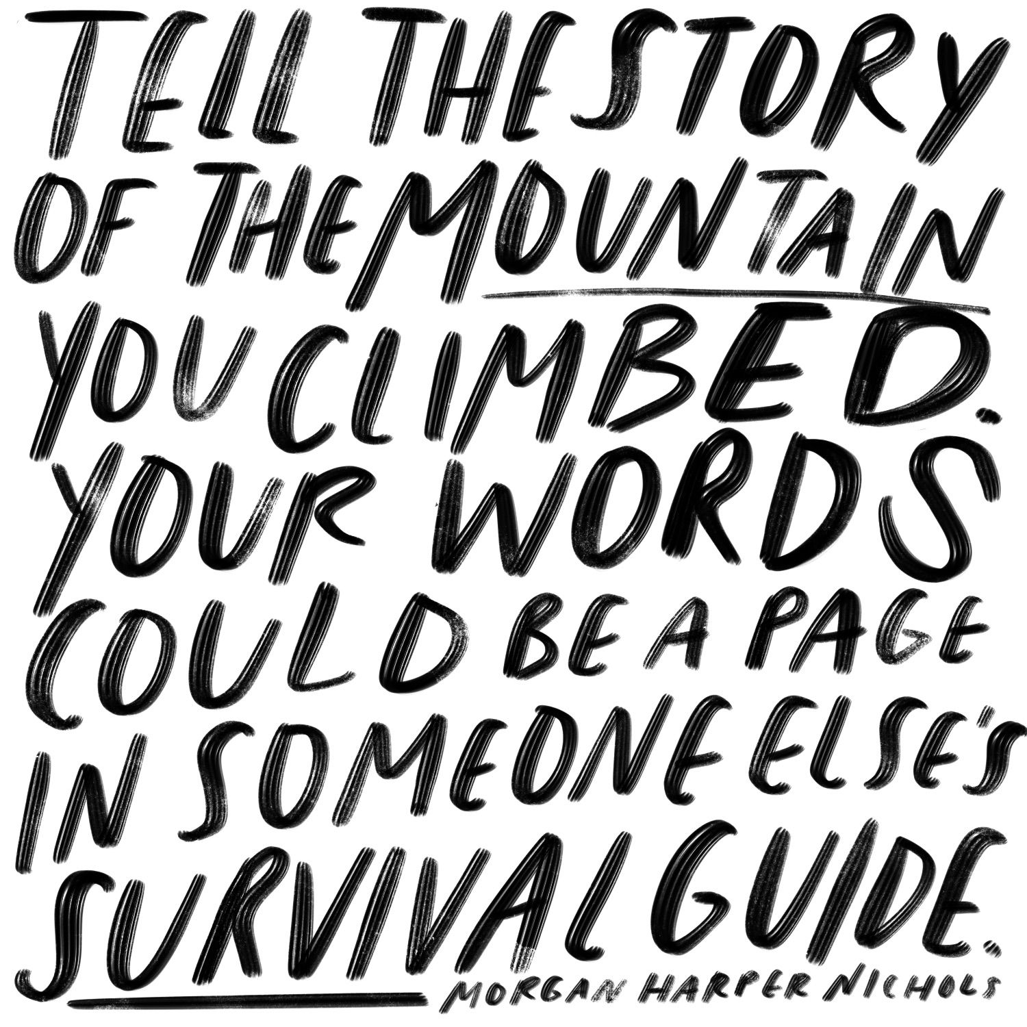 A Quote For A Survivor Overcoming Survival Storyteller