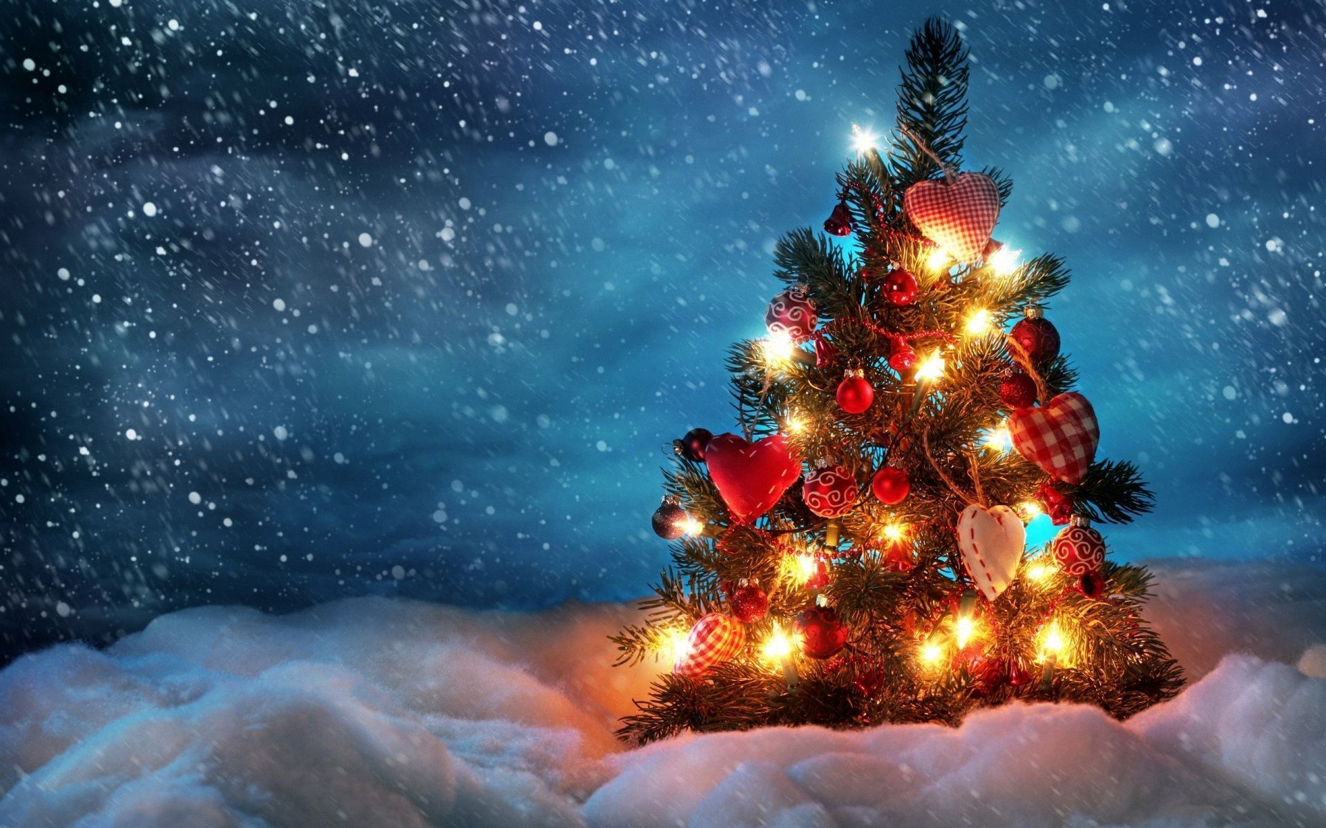 Free Wallpaper Christmas Tree Part - 48: Christmas Tree Wallpaper High Quality Resolution