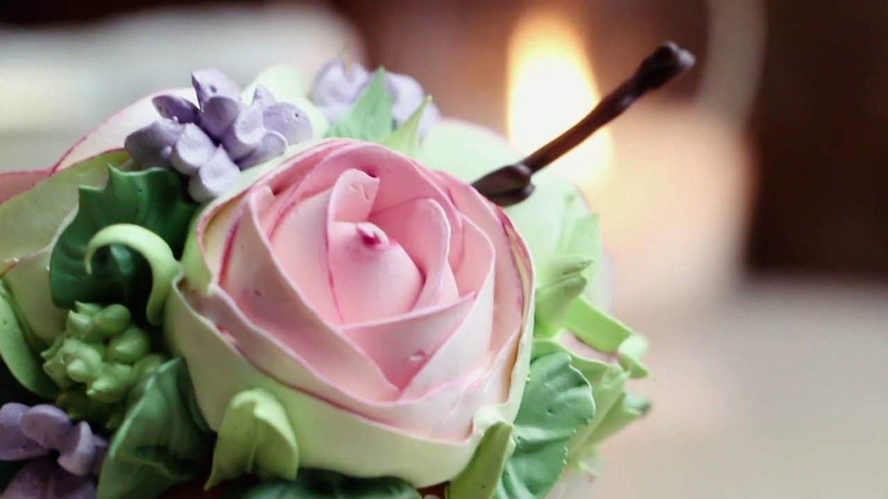 Цветы в сахаре рецепт