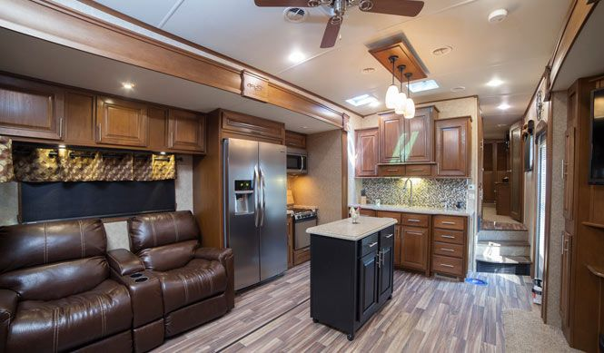 Wondrous Open Range 3X 349Rls Fifth Wheel For Sale All Seasons Rv Download Free Architecture Designs Scobabritishbridgeorg