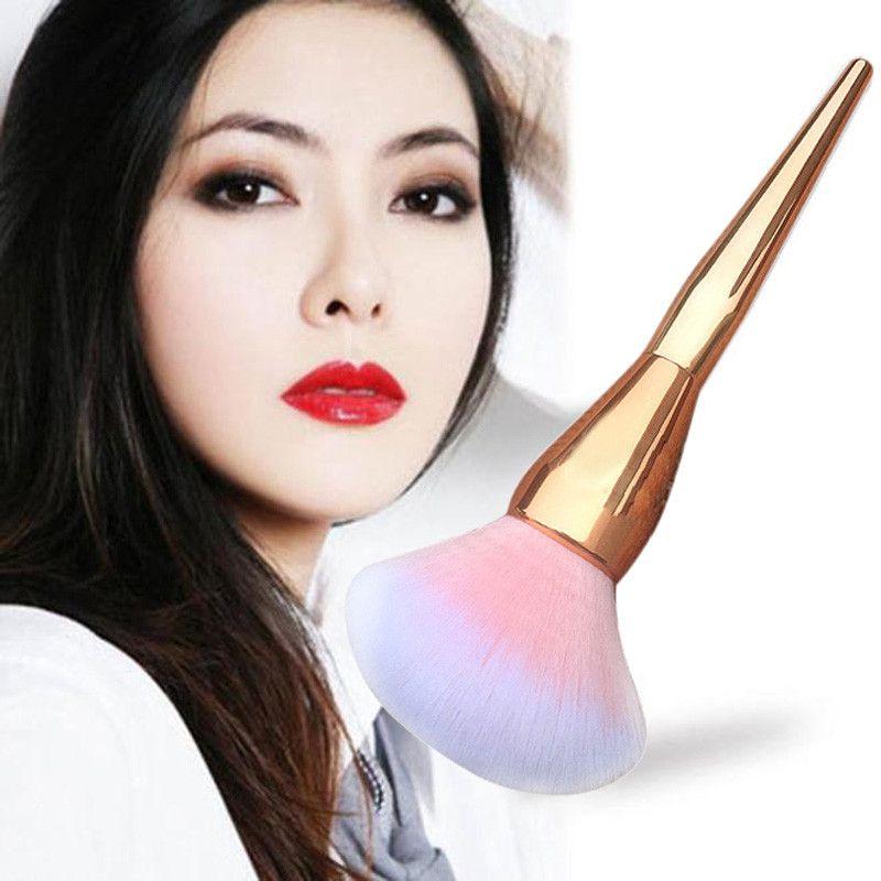2017 Hot Makeup Cosmetic Brushes Kabuki Face Blush Brush Powder Foundation Tool brush set  Mar31