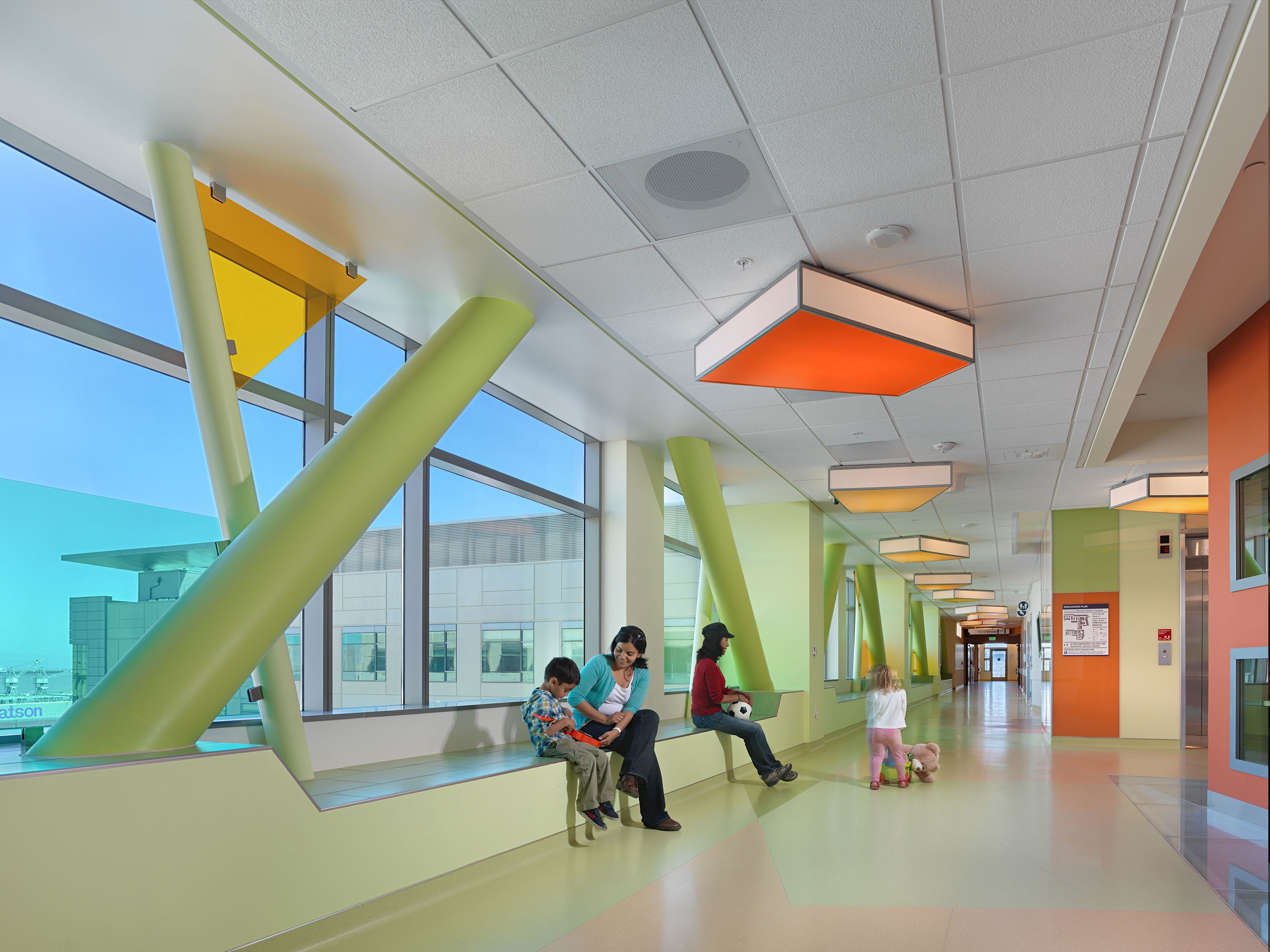 Ucsf Medical Center At Mission Bay Benioff Children S