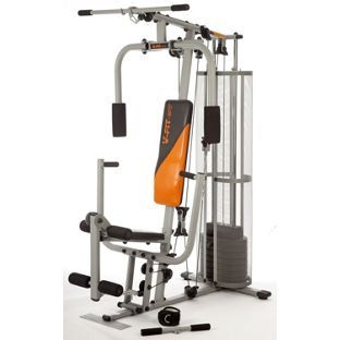 Buy v fit cug herculean compact upright home gym at argos