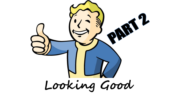 How To Create A Freelancer Profile That Converts Part 2 Pip Boy Vault Boy Fallout New Vegas