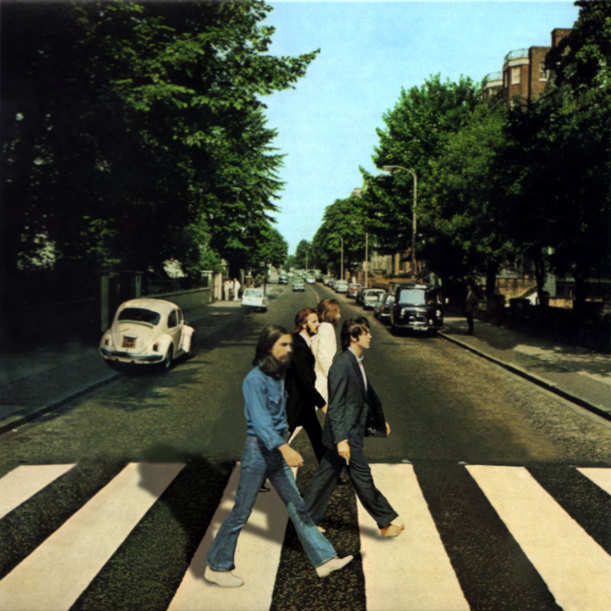 The Beatles Abbey Road Album Cover Parodies Abbey Road The