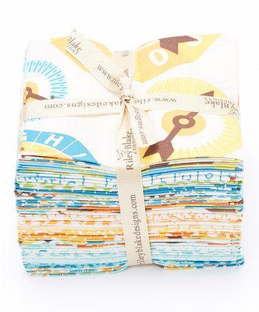 Love this Fun & Games Fat Quarter Bundle by Riley Blake Designs on #zulily! #zulilyfinds