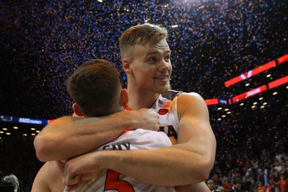 Tv schedule by Nancy White on UVA Basketball March