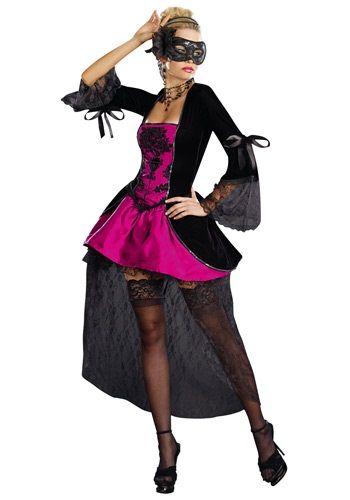 sexy venetian masquerade costume masquerade halloween - Masquerade Costumes Halloween