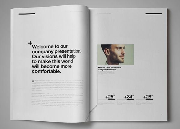 Dsignd Series - Suisse Design Marketing Report on Behance - marketing report