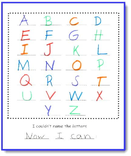 Self Assessment Book I Bloomed In Kindergarten Leo The Late