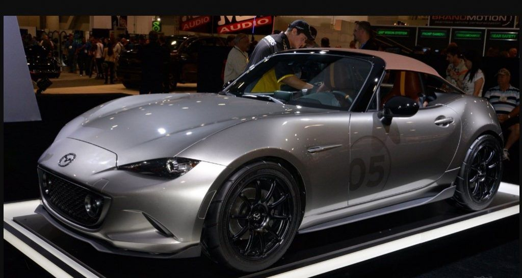 2018 Mazda Mx 5 Spyder Concept And Specs Stuff To Buy Pinterest