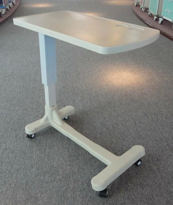 Diy Overbed Tableheight Adjustable Abs Over Bed Table Bt At003