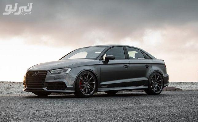 صور اودي S3 الجديدة تتحول إلى طلقة رمادية من العيار الثقيل Audi Limousine Audi A3 Limousine