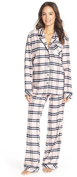 Nordstrom Flannel Pajamas