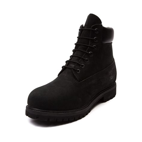 Mens Timberland 6 Classic Boot, Black