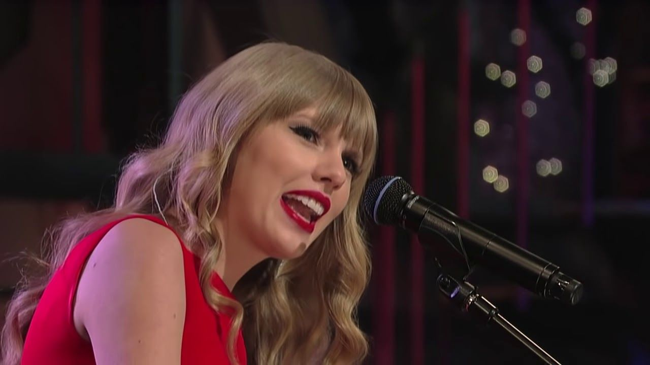 Taylor Swift Mean Live From New York City Youtube Youtube Taylor Swift Concert