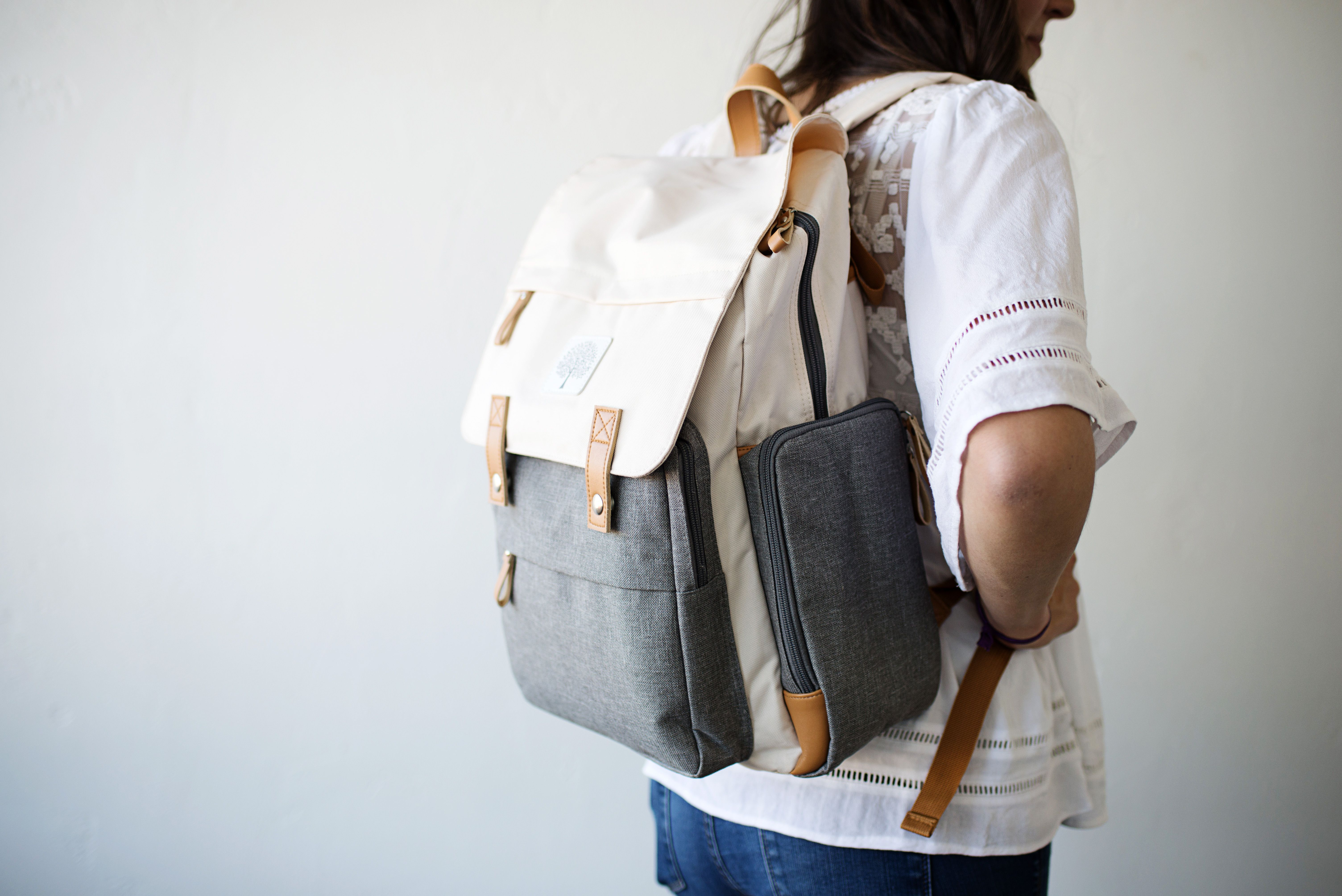 Practical Modern Baby Products Diaper Backpack The Birch Bag