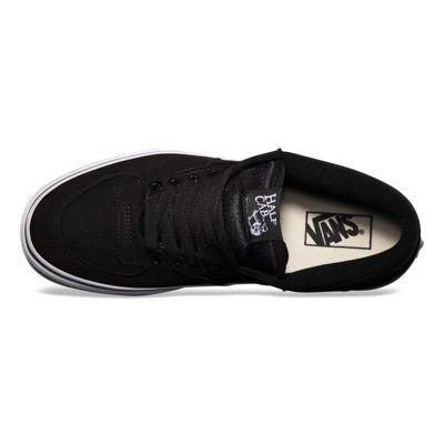 c73839ae8fadcd 14 Oz Canvas Half Cab KWY1W1 Black  Vans