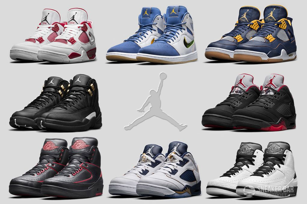 every air jordan shoe released in 2016