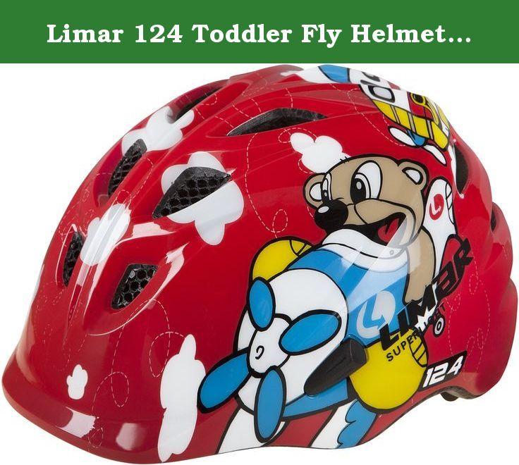Limar 124 Toddler Fly Helmet Small In Molded Toddler Helmet