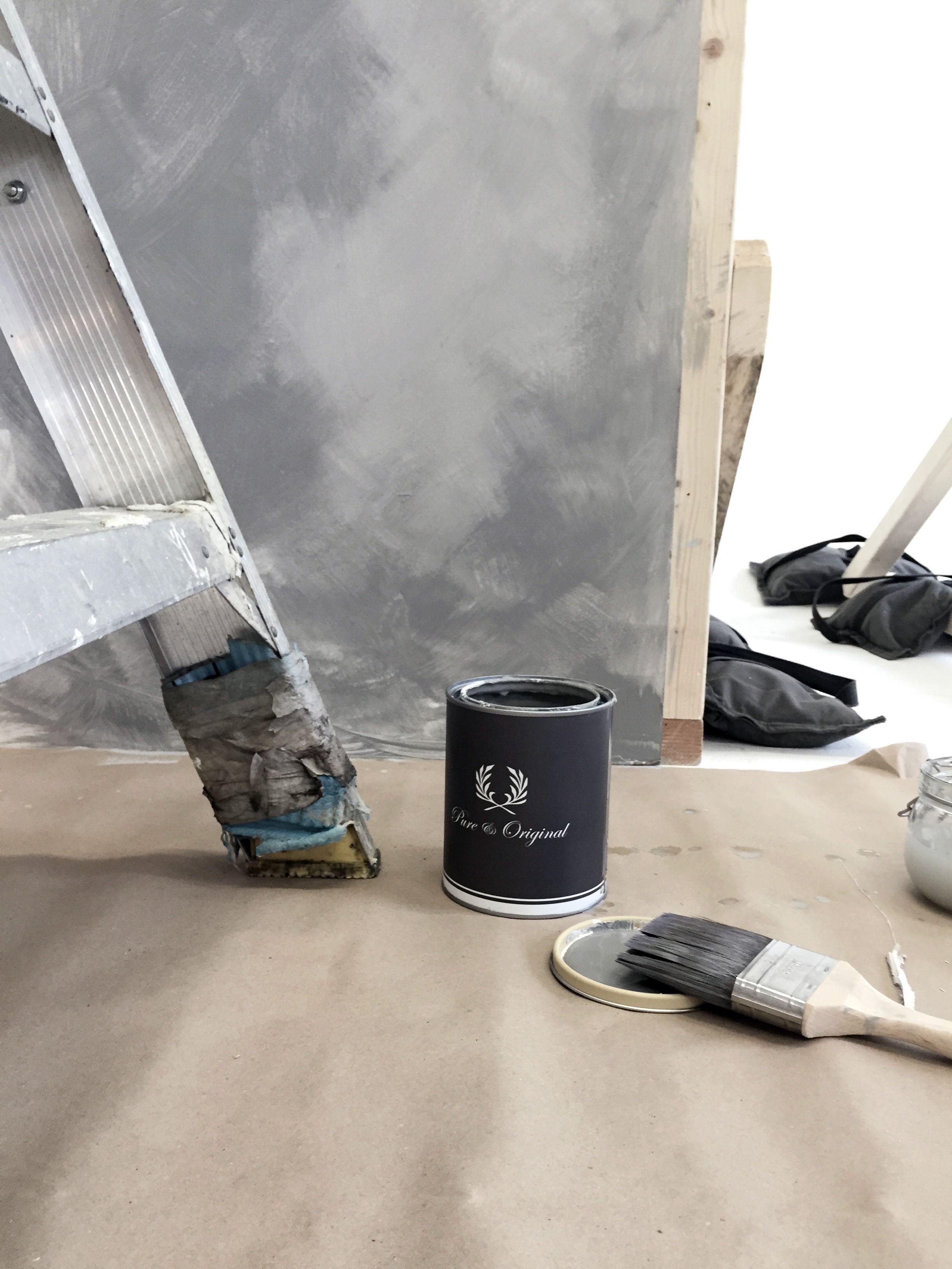 Att måla med kalkfärg - Stil Inspiration  84e54d3bd4f7d