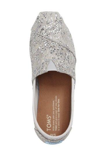 TOMS | Classic Lace Glitz Slip-On Shoe