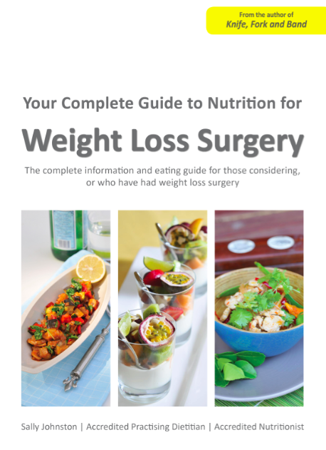 Your Complete Guide To Nutrition For Weight Loss Surgery Ebook Is