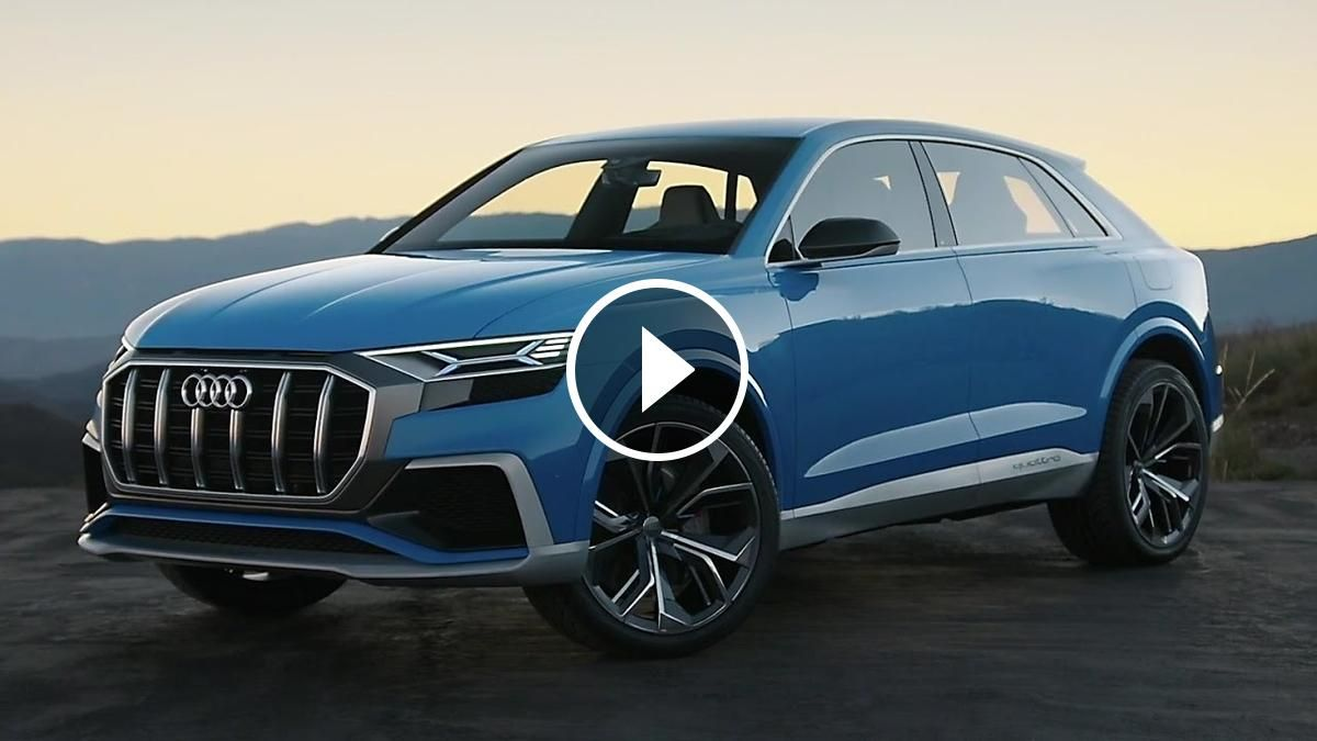 nuove audi 2018. exellent 2018 audi on monday unveiled a concept car at the 2017 detroit auto show  previewing new rangetopping suv currently in works the 2018 q8 concept is  to nuove audi