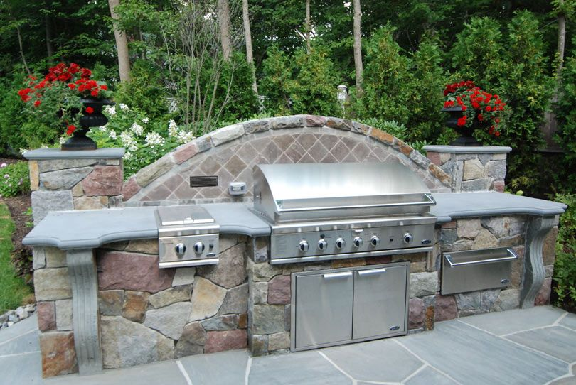We will have one of these d future home pinterest for Built in barbecue grill ideas