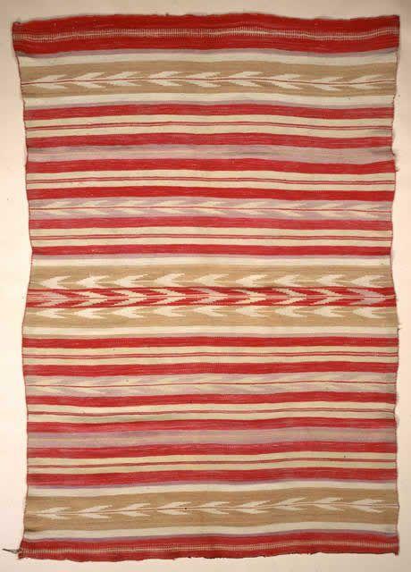 Slave Blanket Navajo Banded Style Slave Blanket Beeldlei