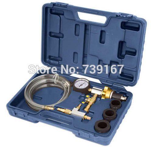 Automotive Cooling System Vacuum Purge & Refill Kit Car