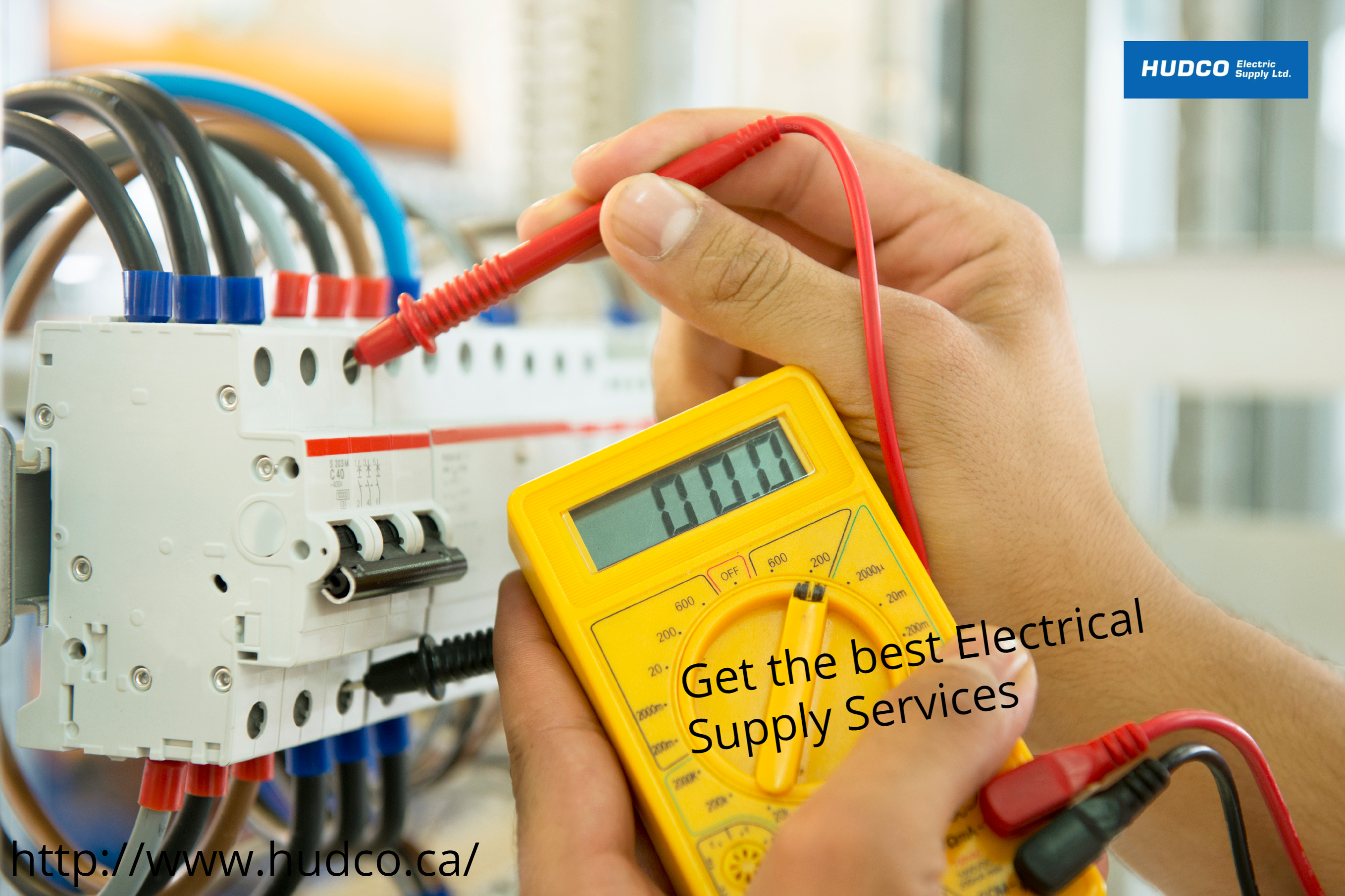 Hudco Electrical Suppliers Get The Best Electric Services And