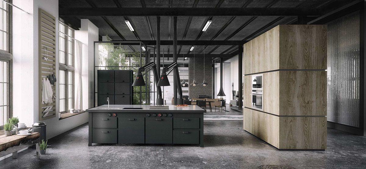 Best Black White Wood Kitchens Ideas Inspiration 640 x 480