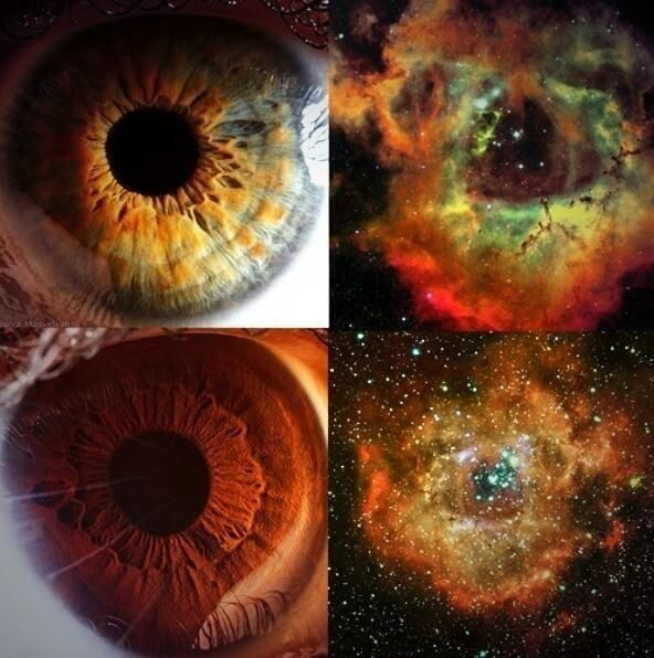 Eye In The Sky Look At The Sky Cosmos Otherworldly