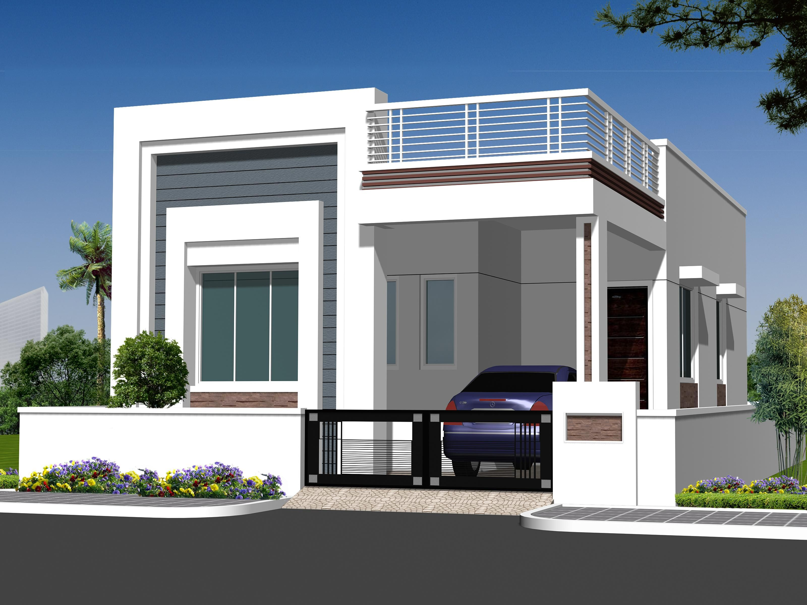 Front Elevation Designs Of Houses In Hyderabad : Houses for sale in hyderabad g elevation