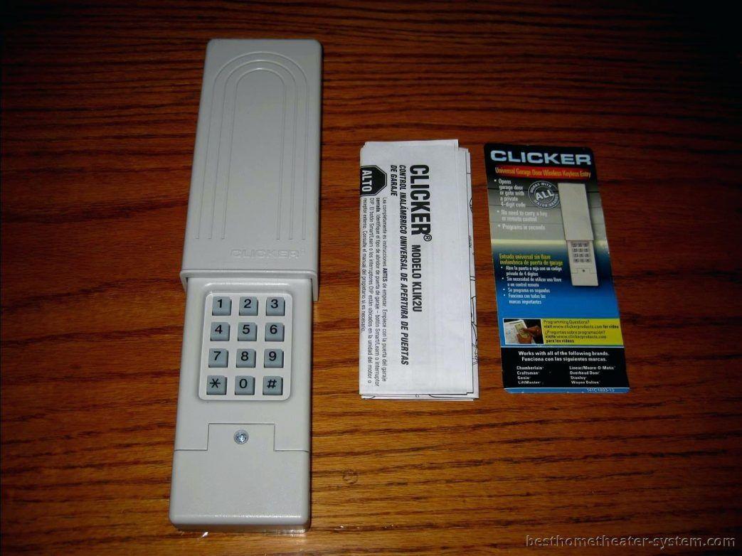 Program Stanley Garage Door Opener Remote Keypad Httpvoteno123