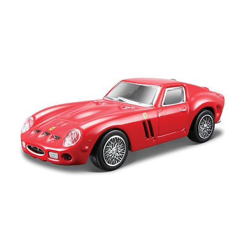 Bburago Ferrari Series Race and Play 1:43 Scale Die-Cast Car- Red 250 GTO $9.99  #Reviews