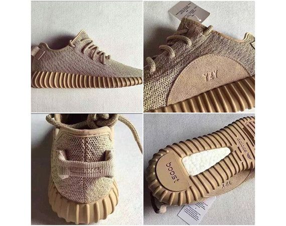 Authentic Adidas Yeezy Boost 350 V3 Oxford Tan