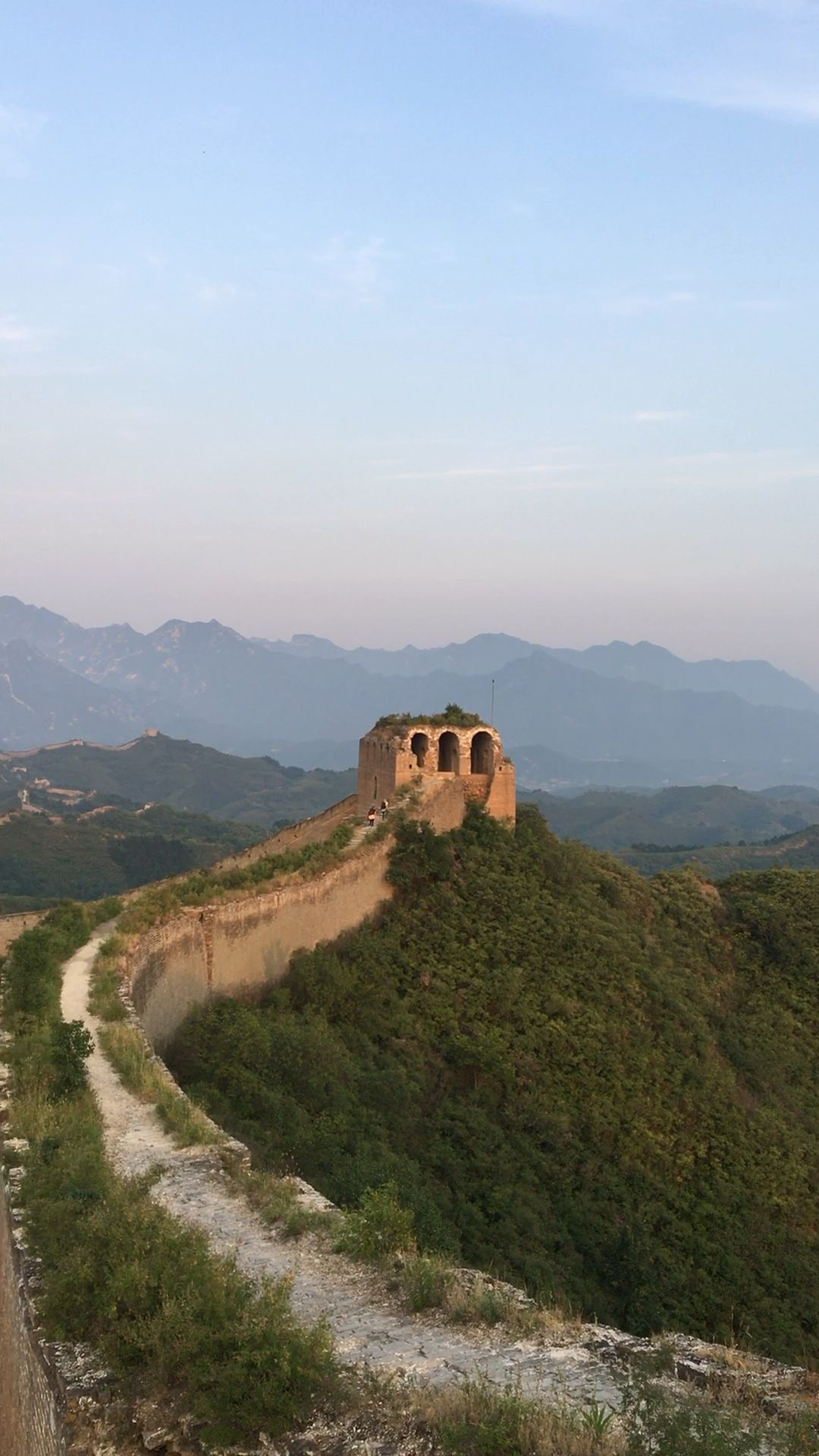 Guide To Hiking & Camping On The Great Wall Of China