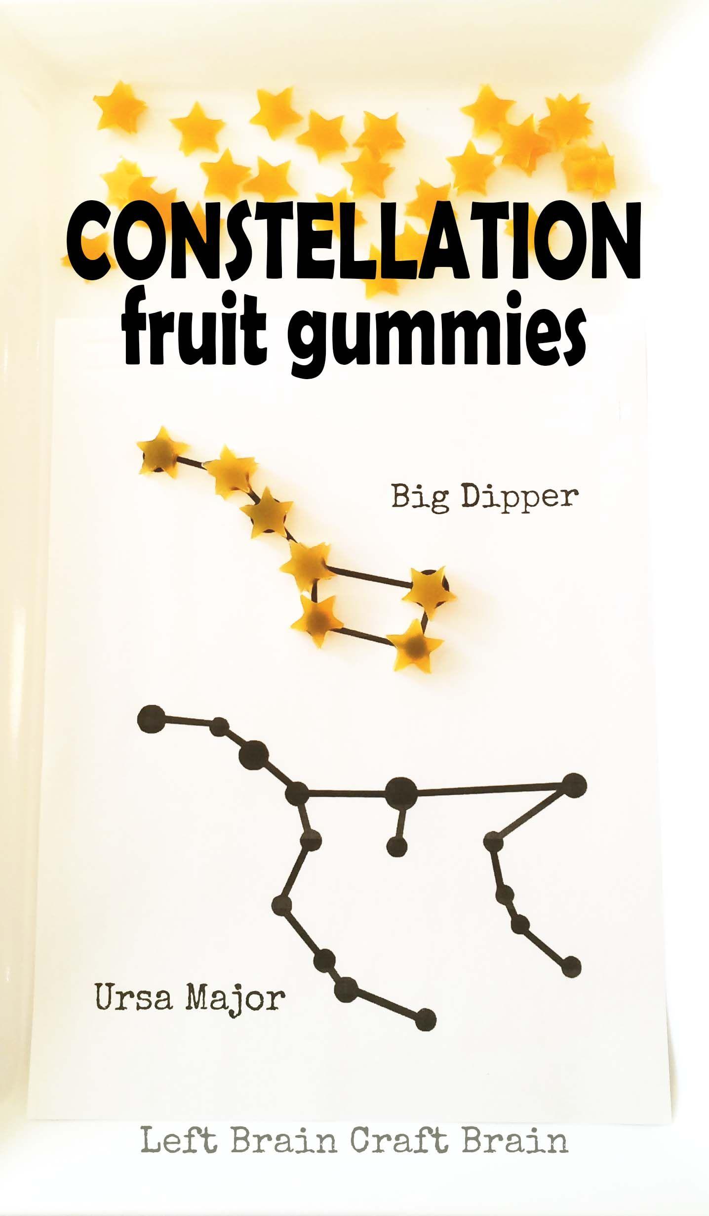 Constellation Fruit Gummies