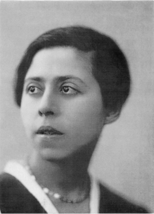 Irène Némirovsky (1903–1942) was a novelist of Ukrainian Jewish roots; she lived more than half her life in France and wrote in French.