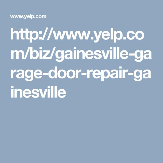 Http://www.yelp.com/biz/gainesville Garage
